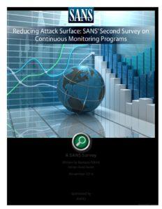 riskiq-sans-survey-continuous-monitoring-2016