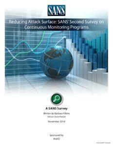 riskiq-sans-survey-continuous-monitoring-2016-pdf