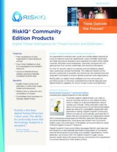 Community-Edition-Products-RiskIQ-Datasheet-pdf-1-768x994