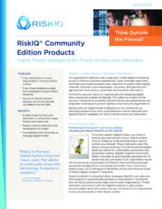 Community-Edition-Products-RiskIQ-Datasheet-pdf-2-791x1024