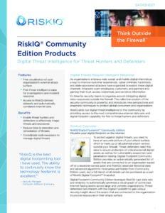 Community-Edition-Products-RiskIQ-Datasheet-pdf-4