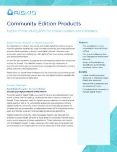 Community-Edition-Products-RiskIQ-Datasheet-pdf-5