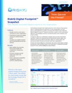 Digital-Footprint-Snapshot-RiskIQ-Datasheet-pdf-3-791x1024